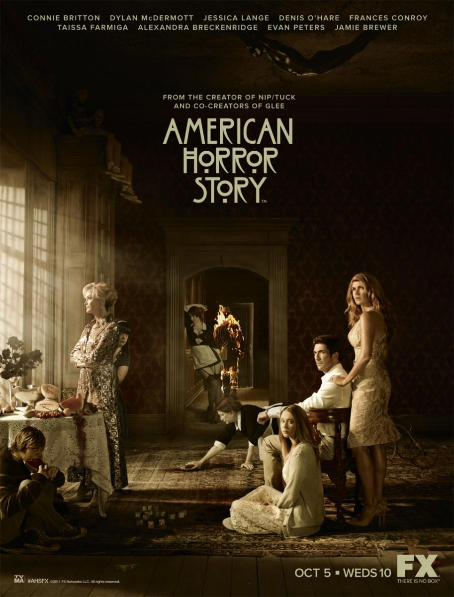 affiche-American Horror Story