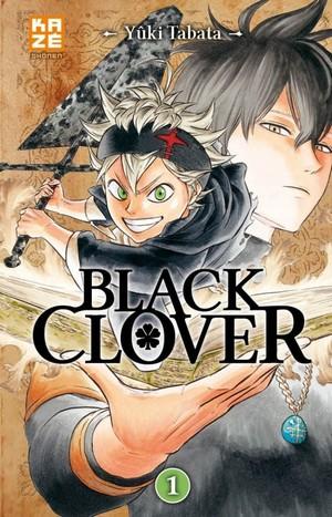 affiche-Black Clover