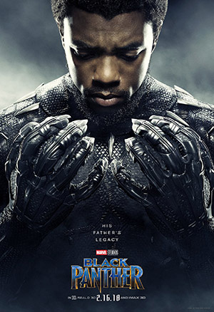 affiche-Black Panther