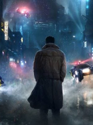 affiche-Blade Runner - Black Lotus