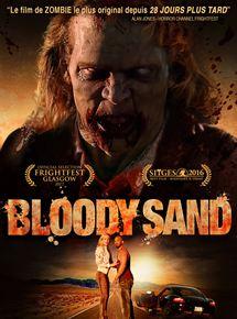 affiche-Bloody Sand