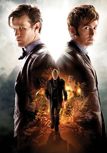 affiche-Doctor Who (2005)
