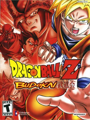 affiche-dragon-ball-z-budokai
