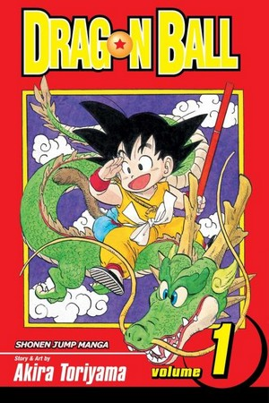 affiche-Dragon Ball