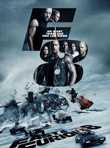 affiche-Fast & Furious 8