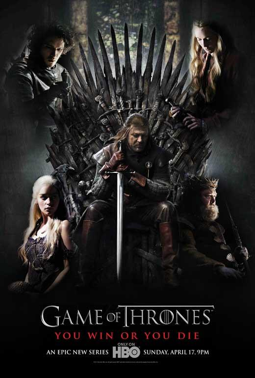 affiche-Game of Thrones