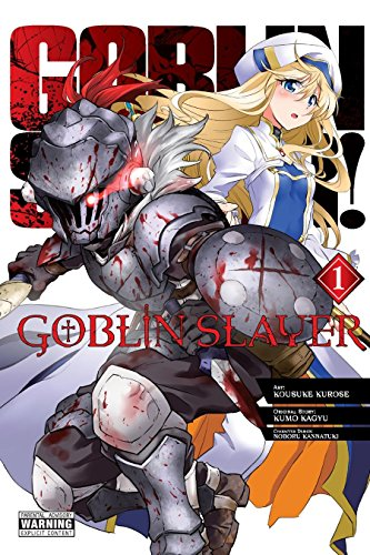 affiche-Goblin Slayer