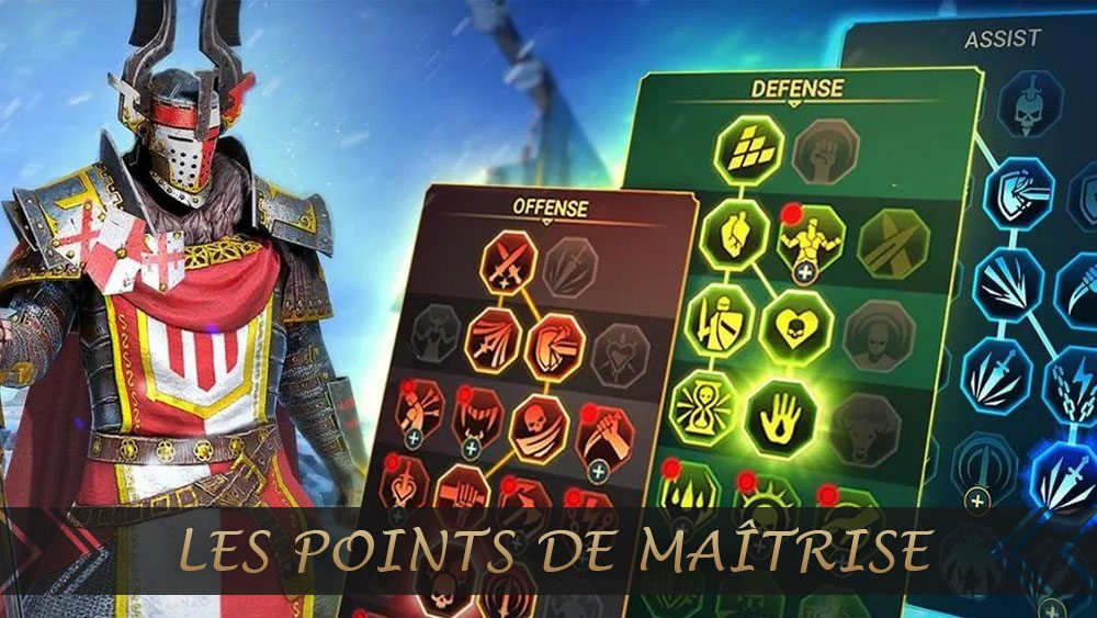 que-sont-les-points-de-maitrise-dans-raid-shadow-legends