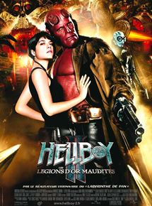 affiche-Hellboy II les légions d'or maudites