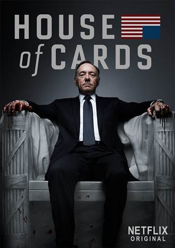 affiche-House of Cards (US)