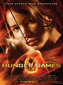 affiche-Hunger Games