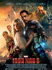 affiche-Iron Man 3