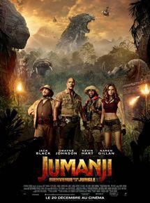 affiche-Jumanji : Bienvenue dans la jungle