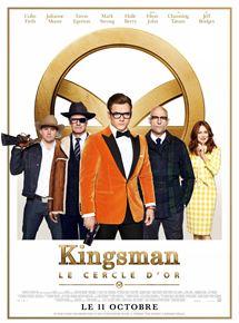 affiche-Kingsman : Le Cercle d'or