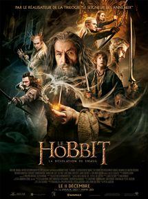 affiche-Le Hobbit : la Désolation de Smaug