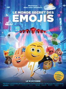 affiche-Le Monde secret des Emojis