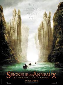 affiche-Le Seigneur des anneaux : la communauté de l'anneau
