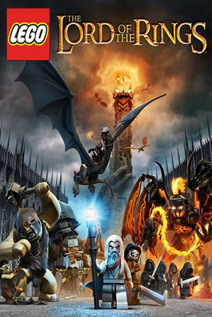 affiche-lego-the-lord-of-the-rings