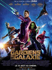 affiche-Les Gardiens de la Galaxie