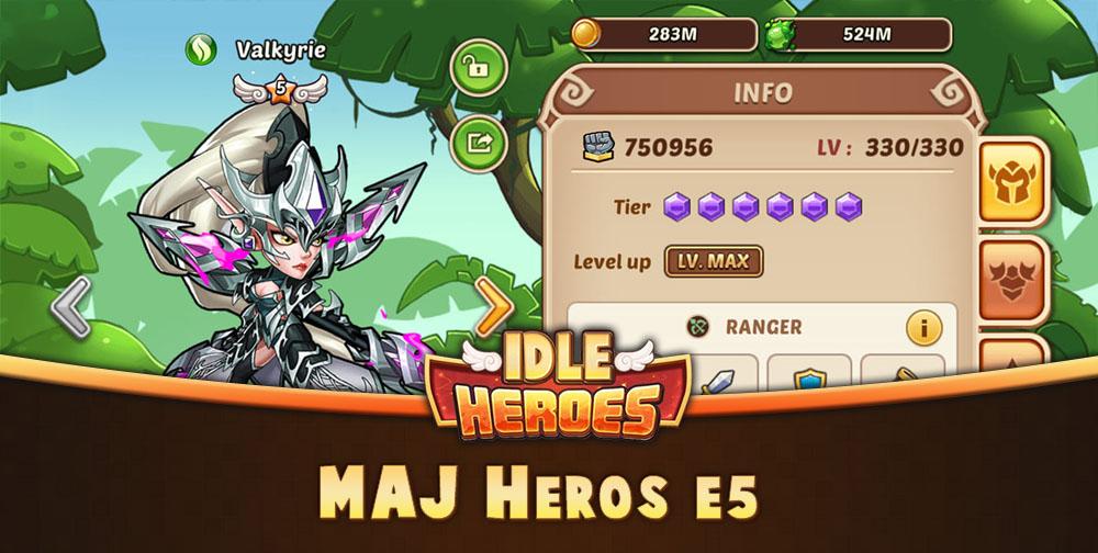 les-heros-e5-sont-disponibles-maj-idle-heroes