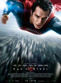 affiche-Man of Steel
