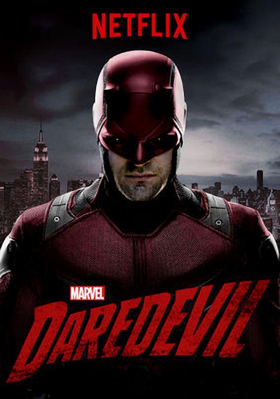 affiche-Marvel's Daredevil