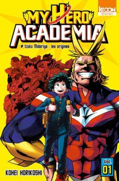 affiche-My Hero Academia