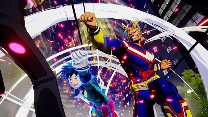 avis my hero academia ones justice