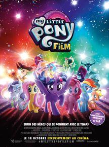 affiche-My Little Pony : le film
