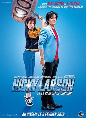 affiche-Nicky Larson (2019)