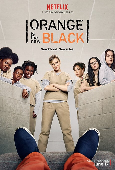 affiche-Orange Is the New Black