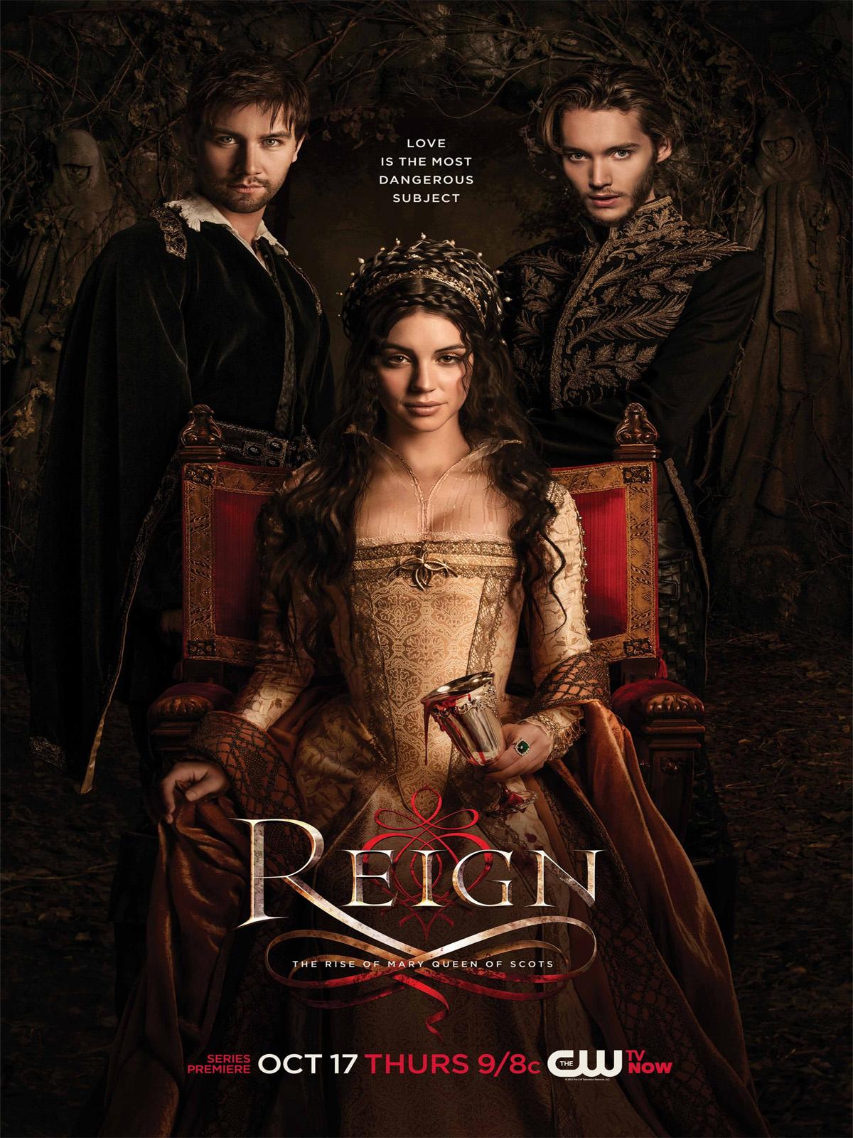 affiche-Reign : le destin d'une reine