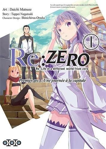 affiche-Re:Zero Kara Hajimeru Isekai Seikatsu