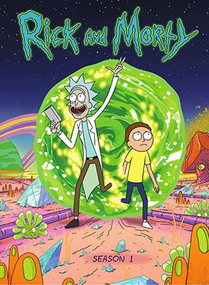 affiche-Rick et Morty
