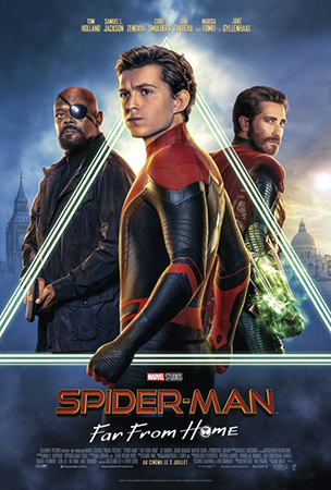 affiche-Spider-Man: Far From Home