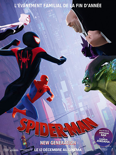 affiche-Spider-Man New Generation