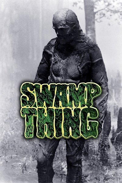 affiche-Swamp Thing