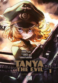 Tanya the Evil (Youjo Senki)