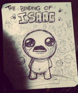 affiche-the-binding-of-isaac