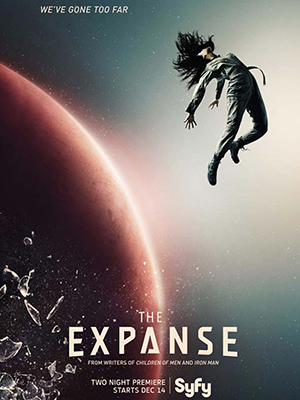 affiche-The Expanse