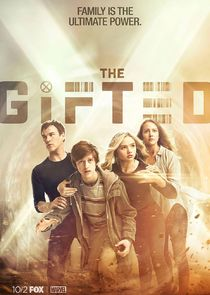 affiche-The Gifted