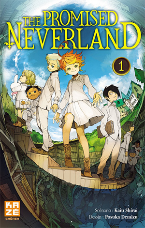 affiche-The Promised Neverland