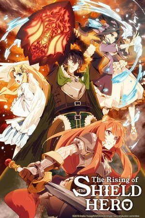 affiche-The Rising of the Shield Hero