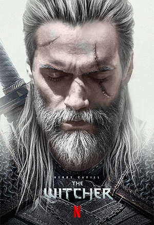affiche-The Witcher