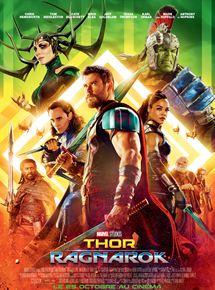 affiche-Thor : Ragnarok