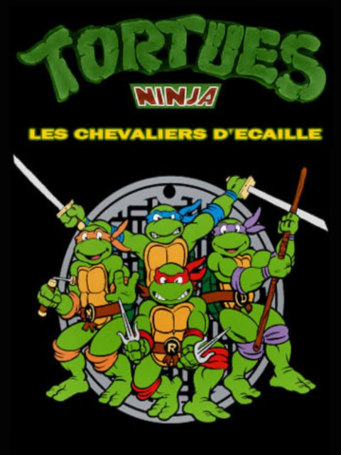 Tortues Ninja, les chevaliers d'ecaille