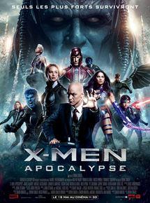 affiche-X-Men: Apocalypse