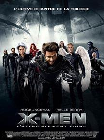 affiche-X-Men l'affrontement final