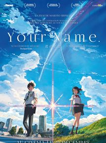 affiche-Your Name
