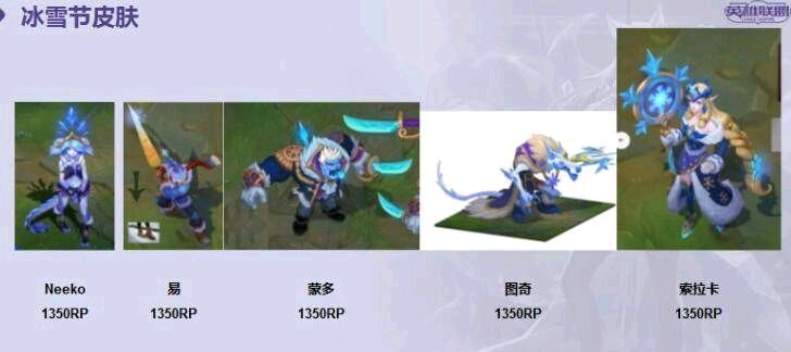 Skin Neeko league of legends